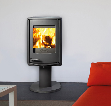 Astroline Series Secondary Combustion Freestanding