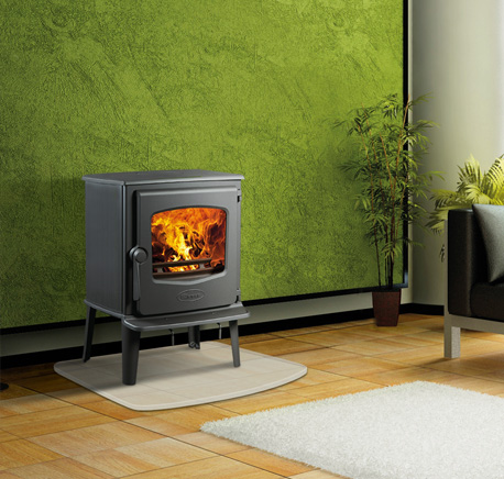 Modern Series Secondary Combustion Freestanding