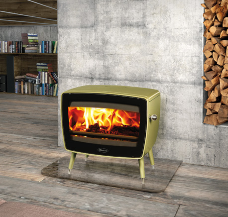 Vintage Series Secondary Combustion Freestanding